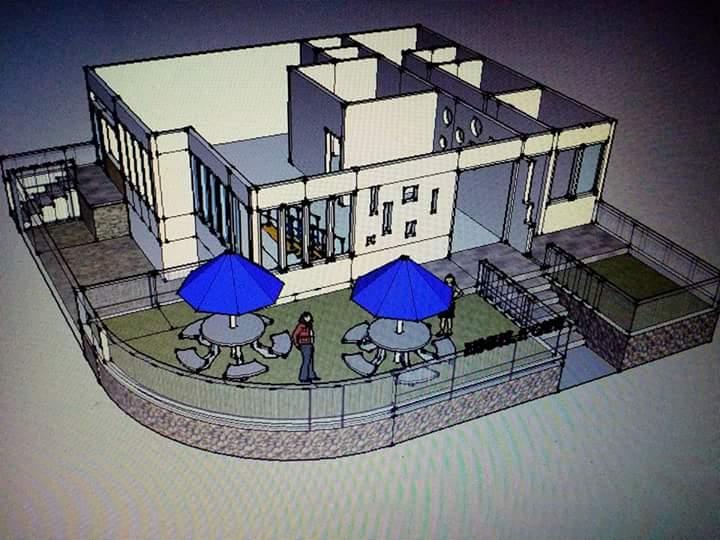 Desain Gambar Rumah Idaman Tinggal Merangkap Tempat Usaha Fb