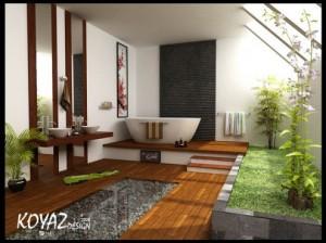 kamar mandi & viewnya