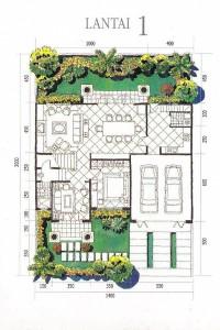 desain rumah lebar 6 meter konsultan rumah share the