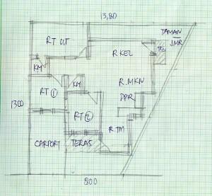 denah lebar 8 meter | gambar-rumah-idaman