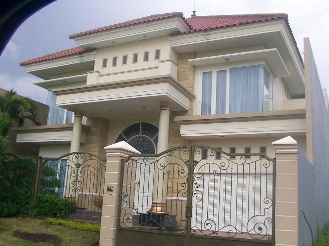 tampak depan rumah 10 meter gambar rumah